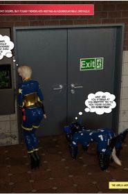 New Arkham For Superheroines 12-103