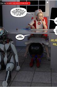 New Arkham For Superheroines 12-105