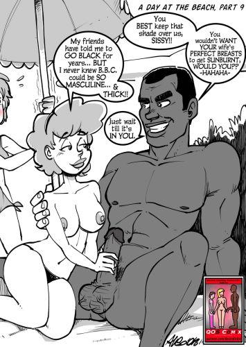 Porn comic sissy Cartoon Shemale