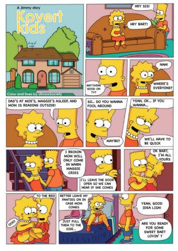 Simpsons Xxx Comics